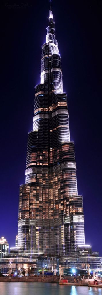 Standing tall with 7 World Records: Burj Khalifa