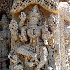 Dancing Lakshmi