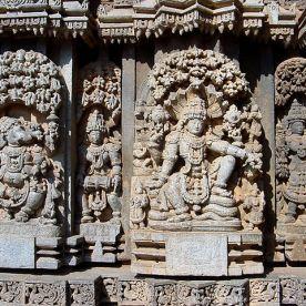 Ganesh and Vishnu